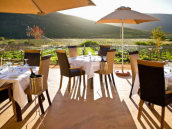 Kingsriver Wine Estate, fine dining near McGregor